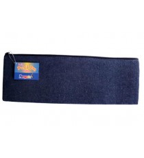 PENGUIN DENIM PENCIL CASES 33CMX11CM