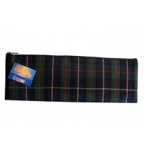 PENGUIN TARTAN PENCIL CASES 33CMX11CM