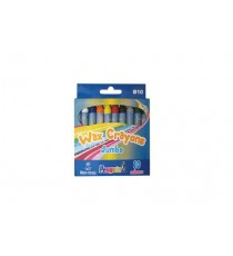 PENGUIN WAX CRAYONS B10 BOX10 JUMBO
