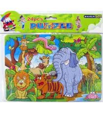 Marlin Kids puzzle 24 piece, 8 assorted designs