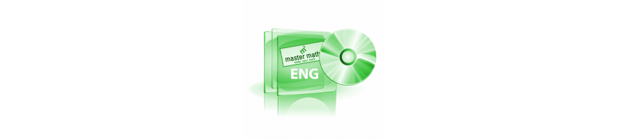 English CD's