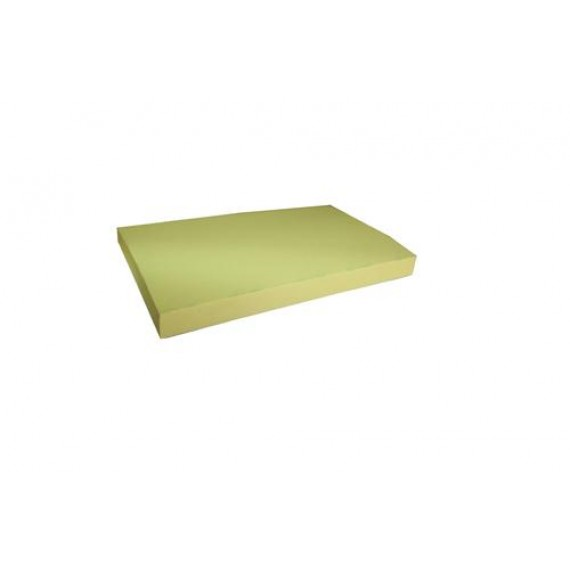 SELLONOTE 127MMX75MM YELLOW CUBE NOTES 100X3 PACK