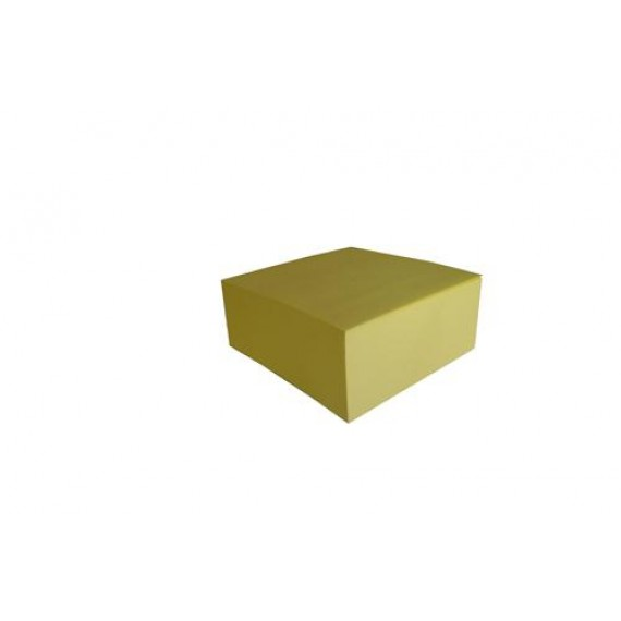 SELLONOTE 75MMX75MM YELLOW CUBE NOTES 320X1