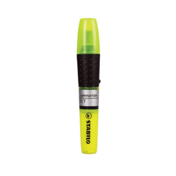STABILO LUMINATOR YELLOW,EACH