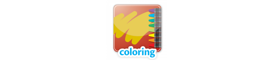 Colouring Activity Books