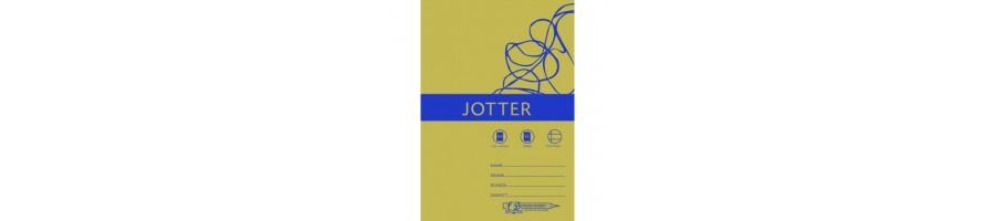 Jotters-Newsprint