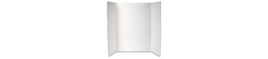 Project Boards & Paper