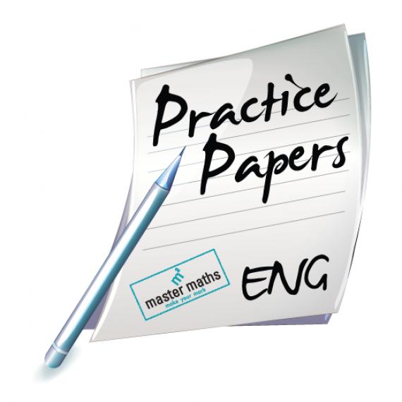 Grade 12 CAPS Practice Paper 1 (JMPP4A 303) Packs of 10