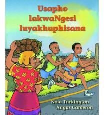 Stars of Africa IsiXhosa Readers, Grade 5: Usapho lakwaNgesi luyakhuphisana
