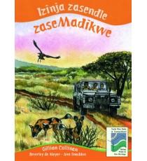 Stars of Africa IsiXhosa Readers, Grade 5: Izinja zasendle
