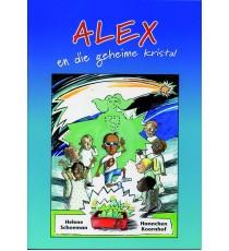 Kaperjol Leesboek, Graad 6: Alex en die geheime Kristal