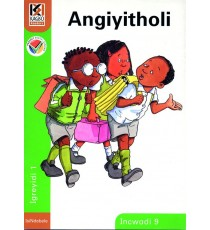 Kagiso Readers, Grade 1, Book 9: Angiyitholi - IsiNdebele