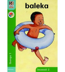 Kagiso Readers, Grade R/1, Book 2: baleka - IsiXhosa