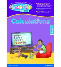 Smart-Kids Skills Calculations Grade 4