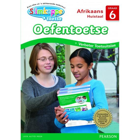 Slimkoppe Oefen Toetse Afrikaans Graad 6