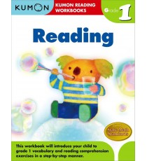 KUMON Reading Workbook G01