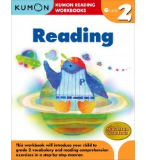 KUMON Reading Workbook G02