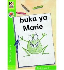Kagiso Readers, Grade R/1, Book 5: buka ya Marie - Sesotho
