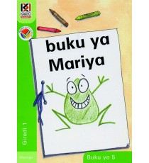 Kagiso Readers, Grade R/1, Book 5: buku ya Mariya - Xitsonga