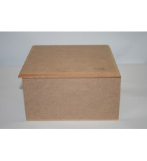 Trinket Box - Square  Lrg
