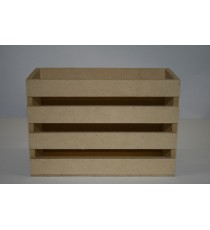 Serviette Box - Slatted