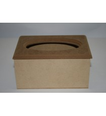 Cotton wool Box + Lid