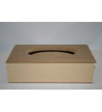 Tissue Box – Half
