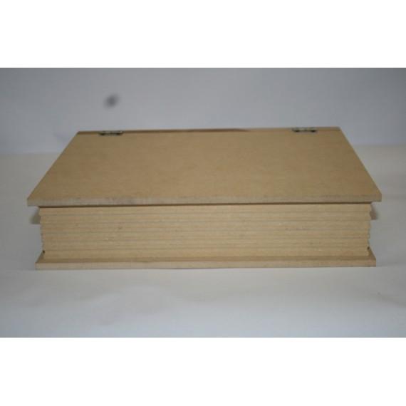 Book Box – Hinged Lrg