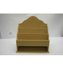 Mail Organizer 3 T/Drawer