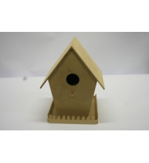 Birdhouse Box + Fence