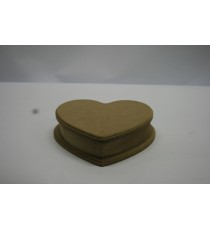 Trinket Box - Heart/Hinged