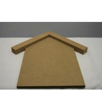 Birdhouse Blank (A4)