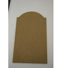 Menu Board – Gable Lrg