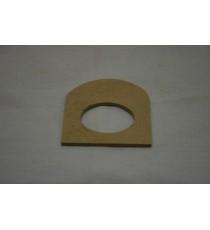Frames - Domed – Oval