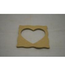 Frames - Wavy - Heart