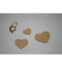 Label Tags -Hearts (3)