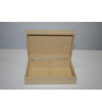 Card Box – 2  Pack – Hinged