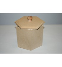 Toilet Roll Box – Hex Single