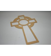 Cross with cut-outs (Med)
