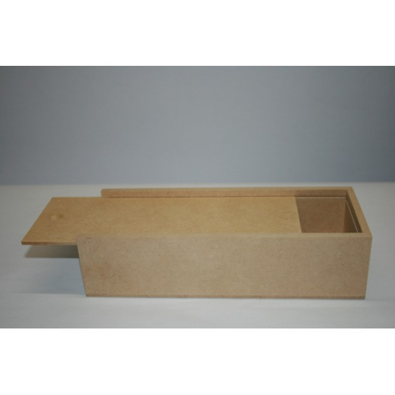Pencil Box - Sliding Lid
