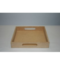 Tray Serviette Single
