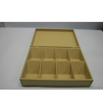 Tea Box - 8 Divisions