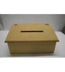 Ballot Box with fittings
