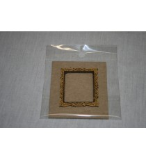 Resin – Frame Rectangular Mini MJ 39