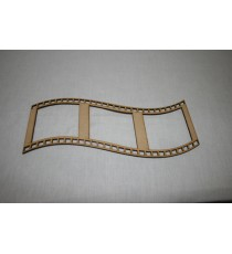 Lazer Film strip wood