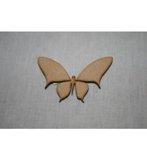 Lazer Butterfly Graytin 60x45