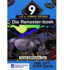 Lees sonder grense Graad 9, Eerste Addisionele Taal: Die Renoster-boek