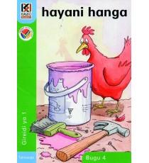 Kagiso Readers, Grade R/1, Book 4: hayani hanga - Tshivenda