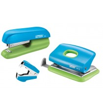 Stapler set Rapid Blue/Green