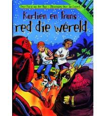 Kaperjol Leesboek, Graad 5: Karlien en Frans red die WΩreld